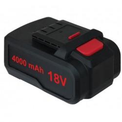 BATTERIE LI-ION 4000 MAH POUR ACCU-GREASER 18V