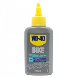 WD 40 BIKE LUBRIFIANT CHAINE CONDITIONS HUMIDES