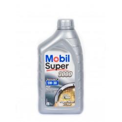 HUILE MOTEUR MOBIL SUPER 3000 FORMULA P 5W30