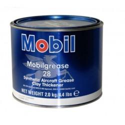 GRAISSE MOBILGREASE 28