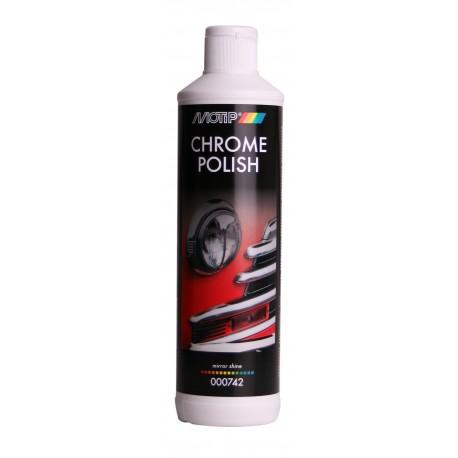 MOTIP CHROME - LUSTRANT POUR CHROMES