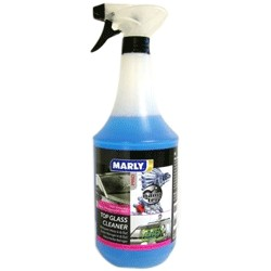 SPRAY NETTOYANT VITRES MARLY GLASS CLEANER NANOTEC