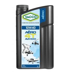 HUILE YACCO AVX 500 4T 10W40
