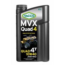 HUILE MOTEUR YACCO MVX QUAD 4 10W40