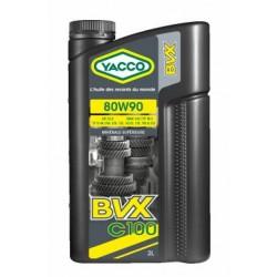 HUILE DE BOITE YACCO BVX C 100 80W90