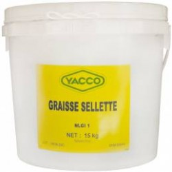 GRAISSE YACCO SELLETTE NLGI 1