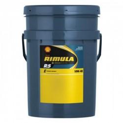 HUILE MOTEUR SHELL RIMULA R5 E 10W40