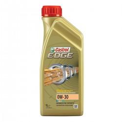 HUILE MOTEUR CASTROL EDGE 0W30