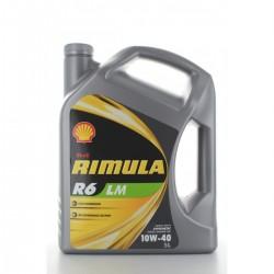 HUILE MOTEUR SHELL RIMULA R6 LM 10W40
