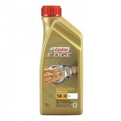 HUILE MOTEUR CASTROL EDGE 5W30 LL