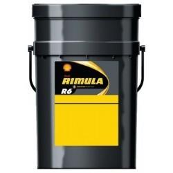 HUILE MOTEUR SHELL RIMULA R6 MS 10W40