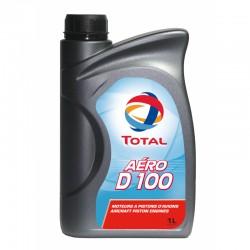HUILE MOTEUR TOTAL AERO D 100