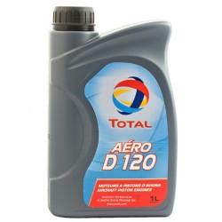 HUILE MOTEUR TOTAL AERO D 120