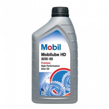 HUILE DE BOITE MOBIL MOBILUBE HD SAE 80W90 (1L)