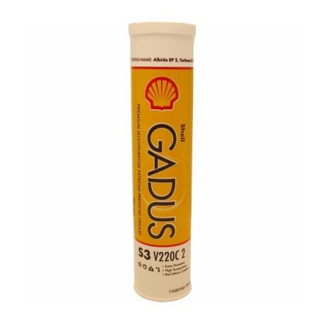 GRAISSE SHELL GADUS S3 V 220 C 2