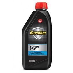 HUILE MOTEUR TEXACO HAVOLINE SUPER 2T X