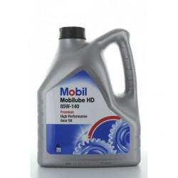 HUILE DE BOITE MOBIL MOBILUBE HD SAE 85W-140